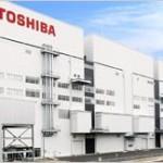 Toshiba's Fab 5 in Yokkaichi