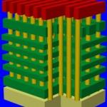 Toshiba's Original BiCS Diagram - IEDM 2007