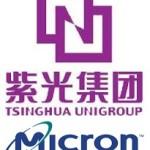 Tsinghua + Micron Logos