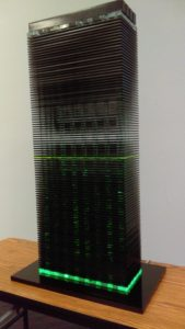 WDC 96-Layer NAND Model